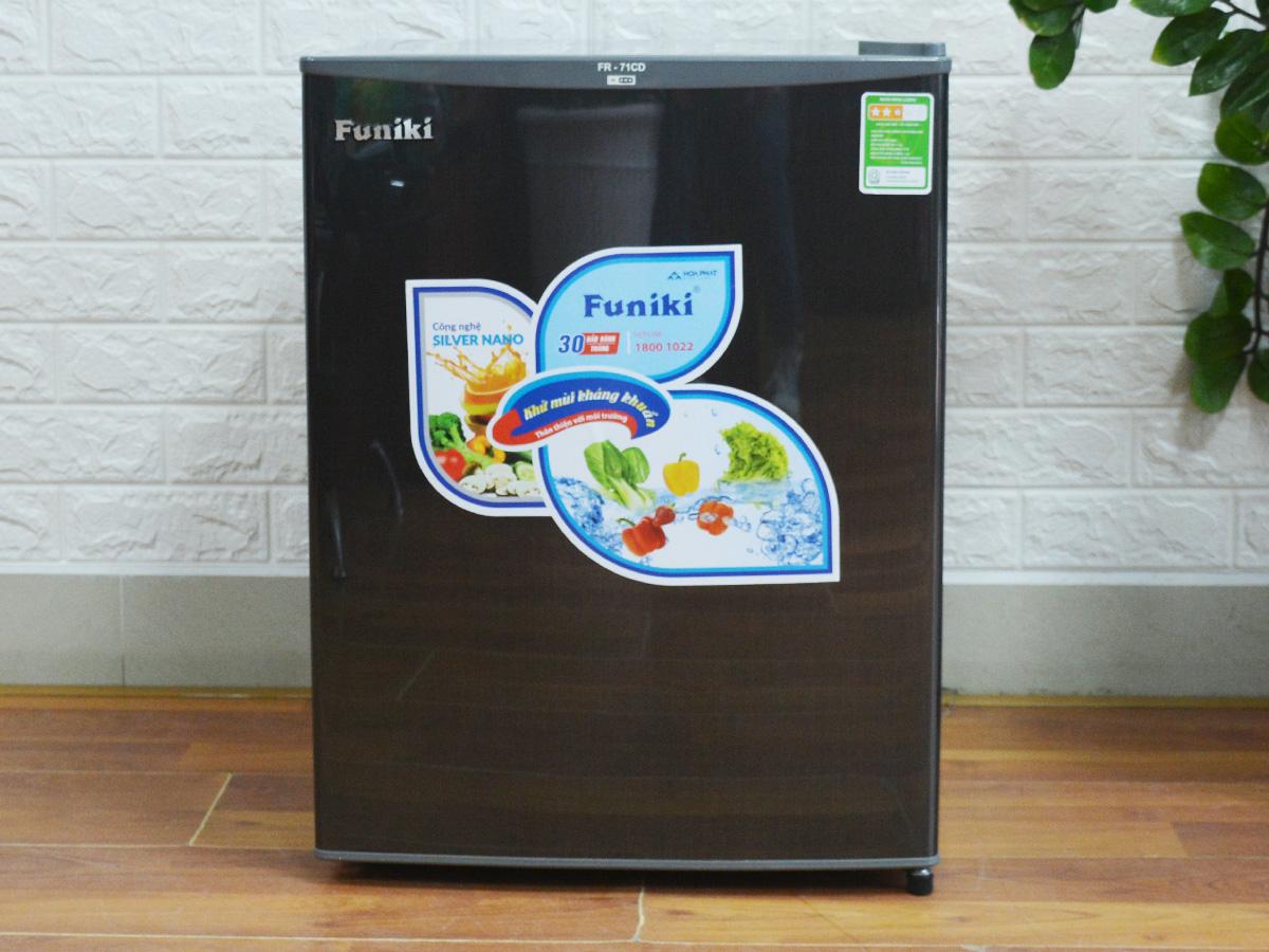 Tủ lạnh Funiki FR - 71CD 70 lít