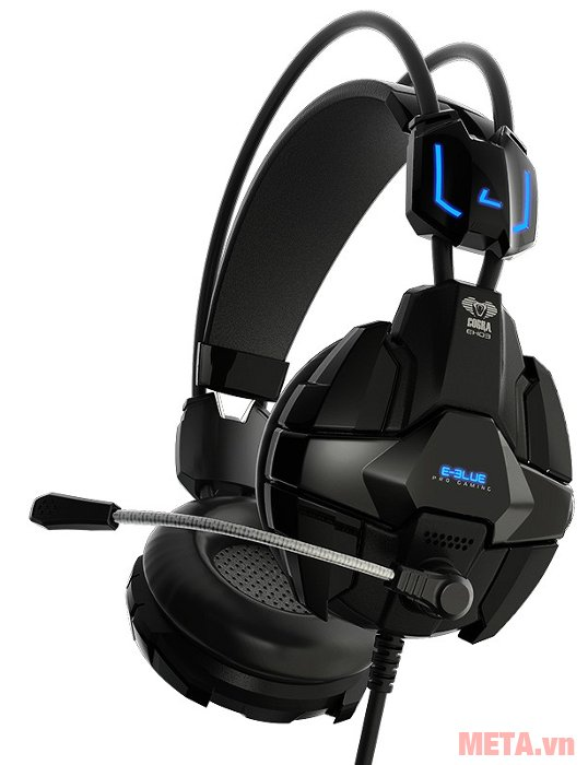Tai nghe chơi game E-Blue Cobra EHS902BKAA-IY