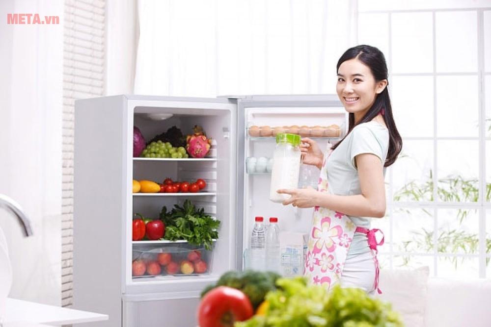 Hãy vệ sinh tủ lạnh đúng cách để sử dụng chúng được lâu dài